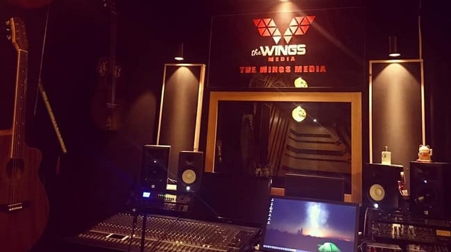 Đào tạo ca sĩ The Wings Media