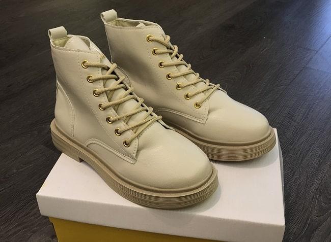 Giày Boot tại BOM