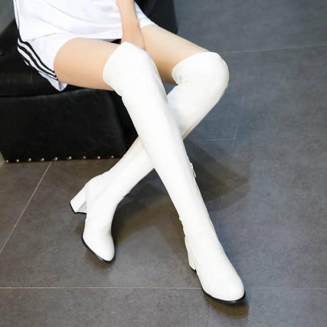 Giày boot tại TP Fashion