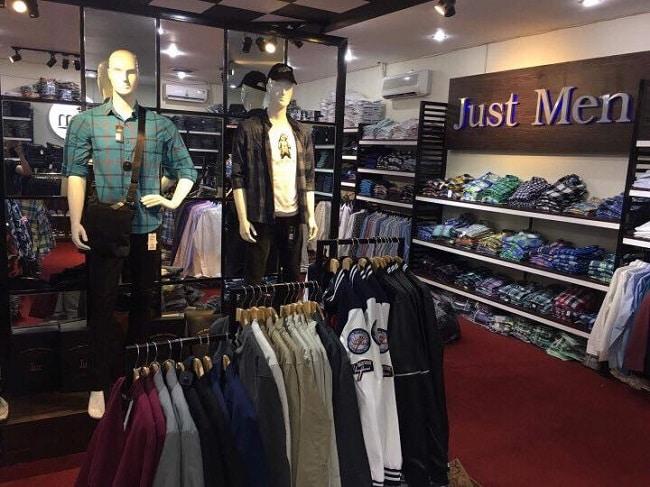 Justmen - Shop thời trang nam Hàn Quốc tại TPHCM