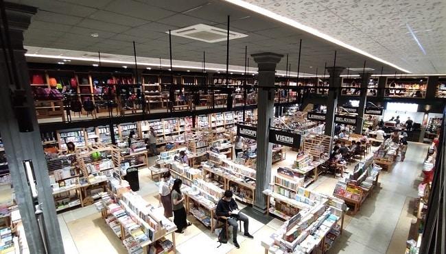 Không gian nhà sách E.Book