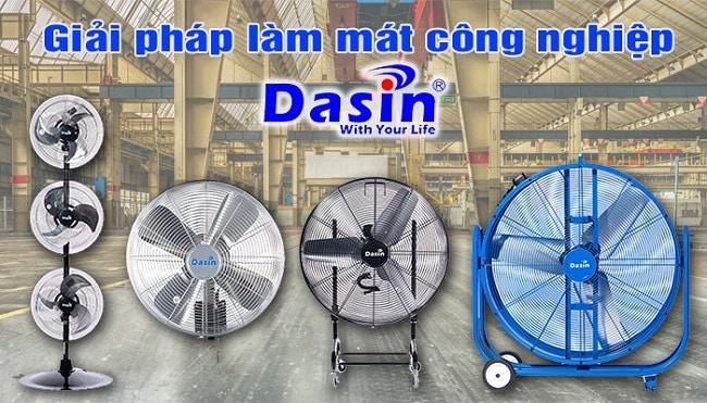 Quạt công nghiệp Dasin - Phú Nguyên