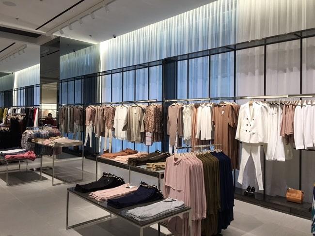 Những shop thời trang nữ cao cấp tại TPHCM