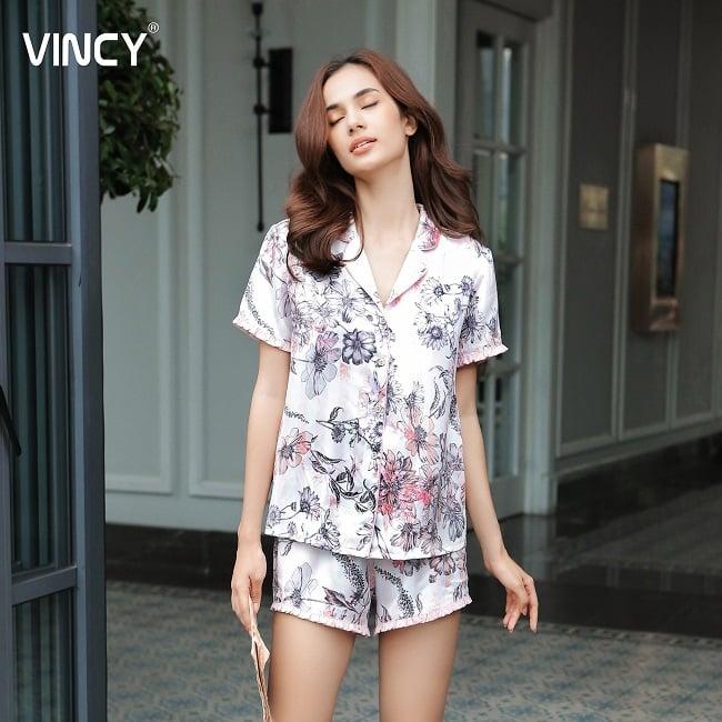 Vincy - Thương hiệu đồ mặc ở nhà tại TPHCM