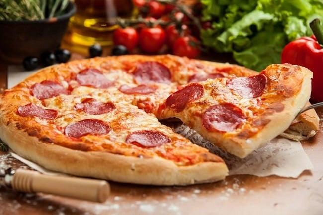 Pizza Pepperonis - thương hiệu pizza ngon Tại TPHCM