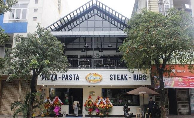 Pizza Al Fresco's -Thương hiệu pizza ngon tại TPHCM