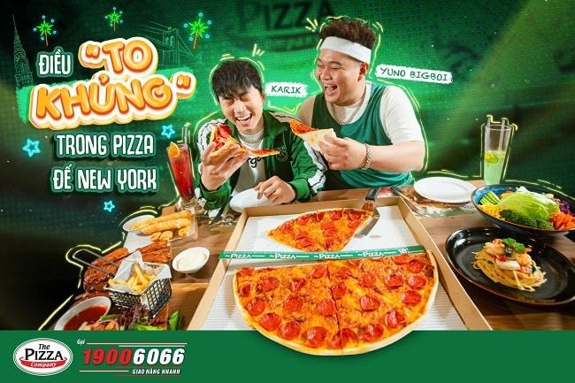 The Pizza Company