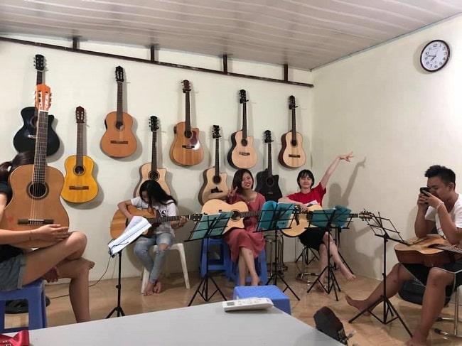 Trường Âm nhạc TOYO MUSIC SCHOOL