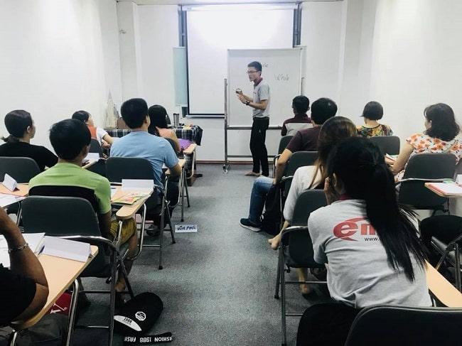 Trung tâm dạy phát âm tiếng Anh Emas