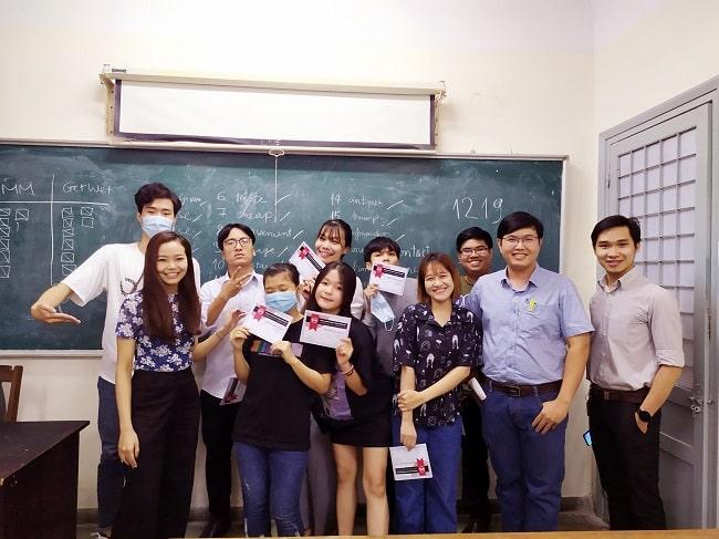 Trung tâm ngoại ngữ đại học sư phạm TPHCM