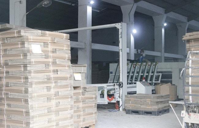 Xưởng sản xuất bao bì giấy Toàn Quốc