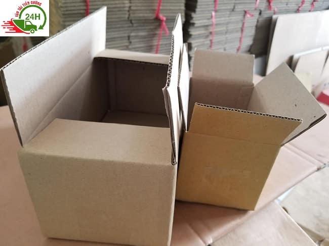 Xưởng sản xuất thùng Carton chuyển nhà 24H