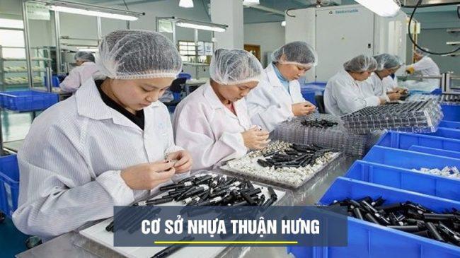 Công ty An Thuận Hưng Plastic