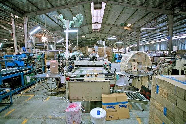 Công ty TNHH nhựa Tân Hiệp Hưng