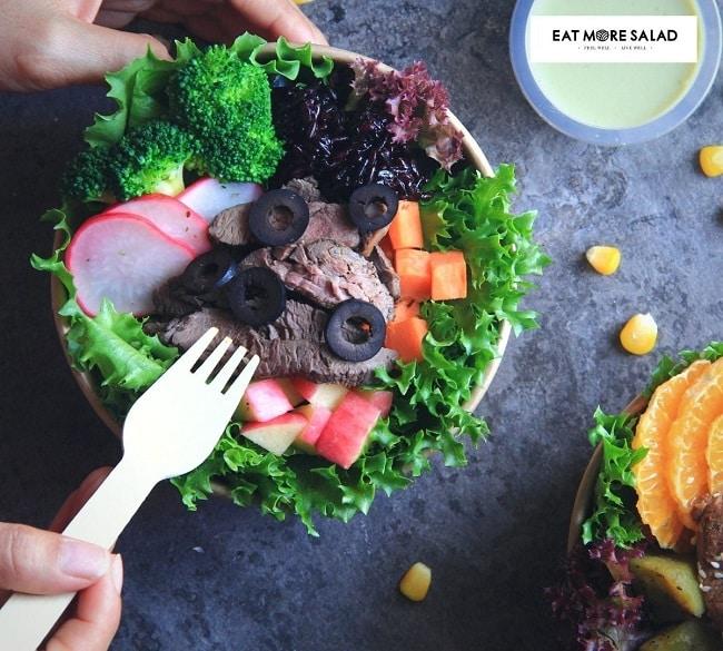 Eat More Salad