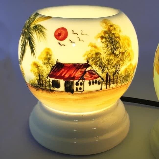 HAEVA - Địa chỉ bán đèn xong tinh dầu tại TPHCM chất lượng