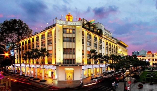 Khách sạn Rex Saigon