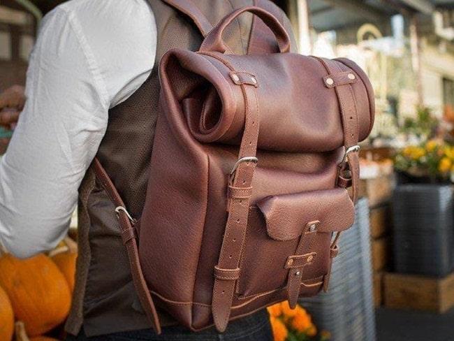LAZIO Leather - Balo công sở