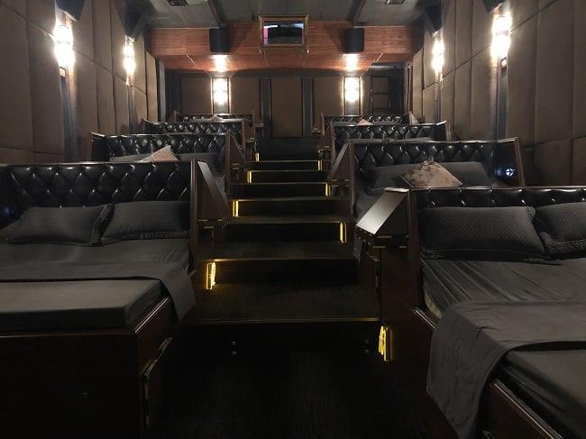 Những rạp chiếu phim giường nằm tại TPHCM chất lượng