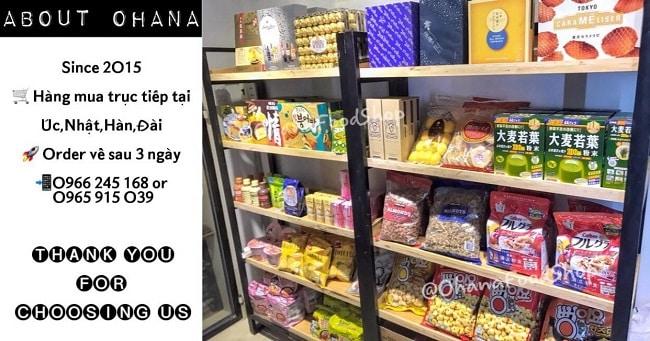 Ohana Food Shop