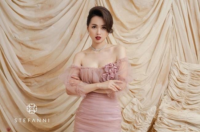 Đầm dạ hội STEFANNI