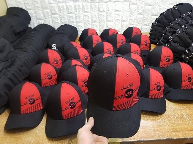 TOP xưởng may nón đồng phục, nón quảng cáo TPHCM