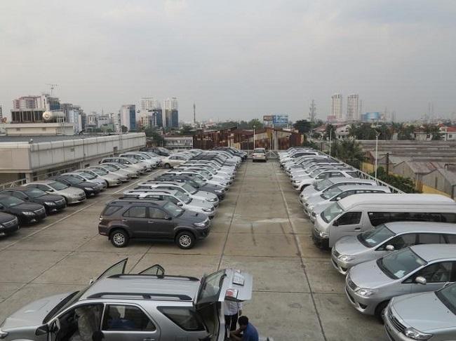 Trung tâm Toyota Hiroshima Tân Cảng - Thu mua xe ô tô cũ giá cao tại TPHCM