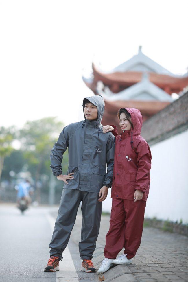 Áo mưa Sang Hà