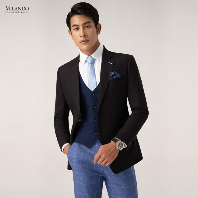 Áo vest tại Milando - Classy & Elegent