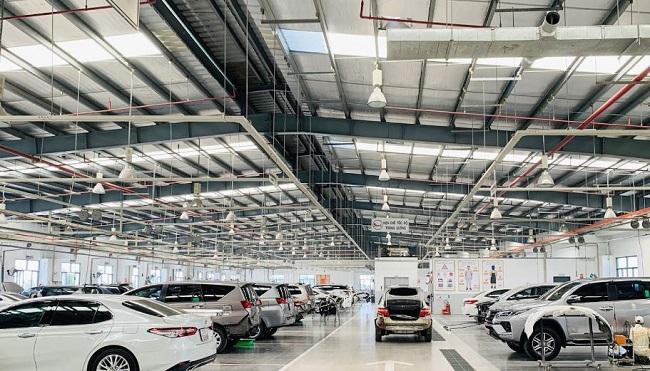 Công ty ô tô Toyota An Thành Fukushima - thu mua xe ô tô cũ tại TPHCM