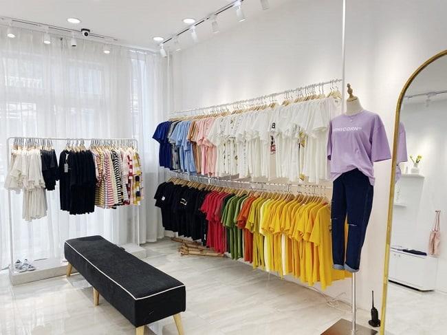 Những cửa hàng online trên instagram bán quần áo