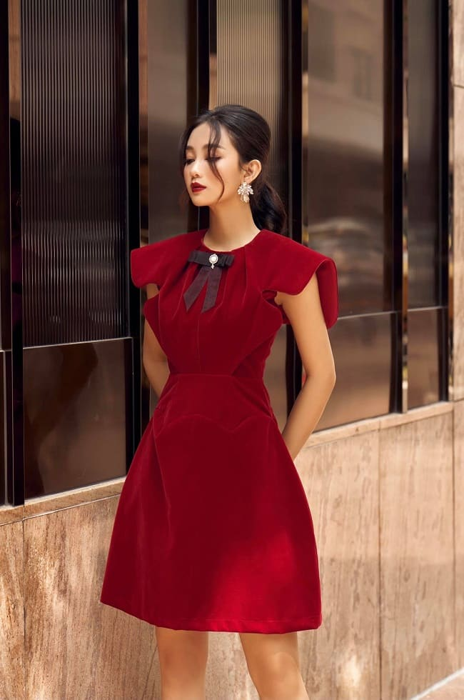 Đầm dạ hội HOIVU
