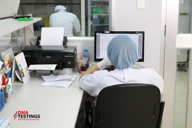Dịch vụ xét nghiệm tại Trung tâm DNA TESTINGS