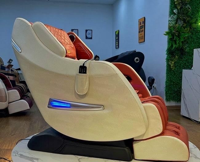 ghế Massage Queen Crown