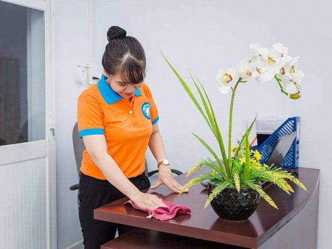 Nhân viên giúp việc nhà tại Gia Phát Care