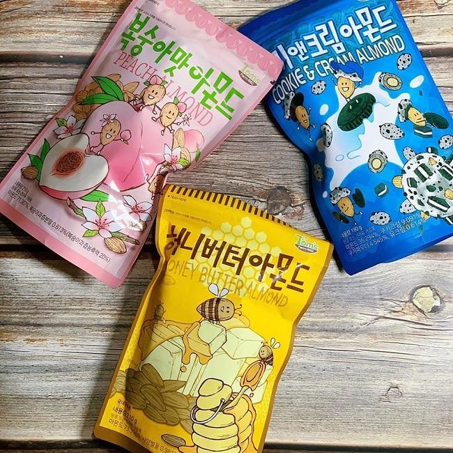 Kẹo Hàn Quốc tại Ohana Food Shop