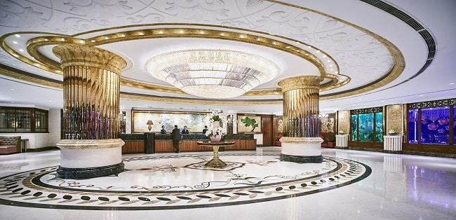 Không gian Khách sạn Windsor Plaza