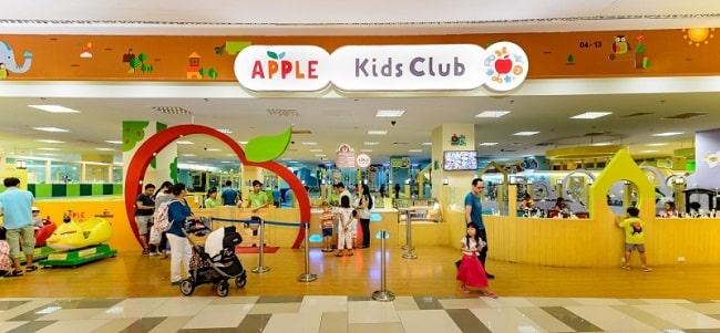 Khu vui chơi Playtime Kids Club