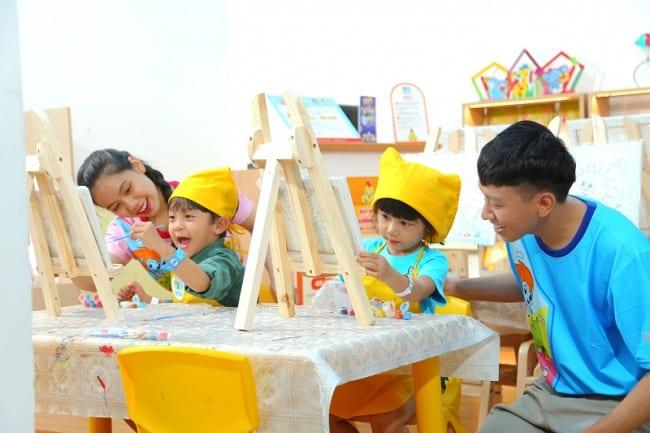 TiniWorld - Khu vui chơi trẻ em