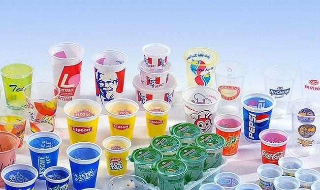 Ly nhựa tại Công ty TNHH nhựa Tân Hiệp Hưng