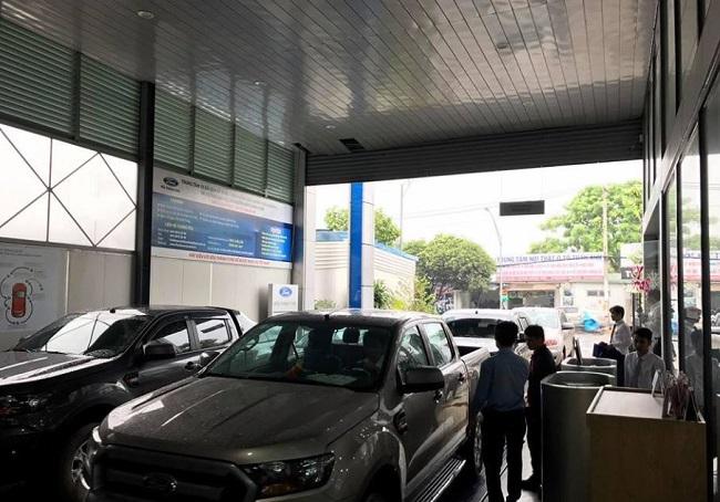 Mua bán xe tải Bến Thành Ford
