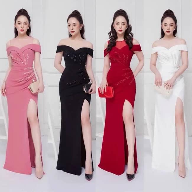 Những shop bán váy đầm dạ hội tại TPHCM đẹp nhất