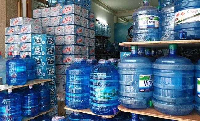 Nước tinh khiết tại Gia Thành Lộc