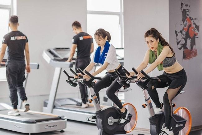 Top phòng tập gym cho nữ ở TPHCM được yêu thích nhất