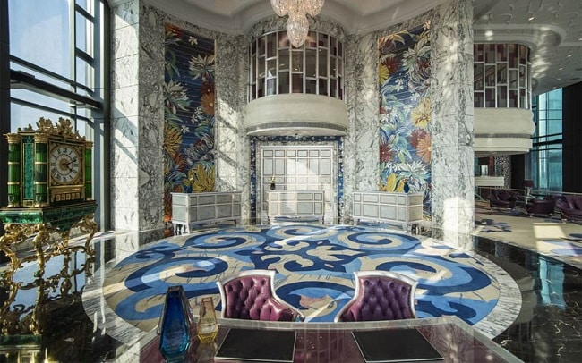 Top khách sạn lãng mạn ở TPHCM