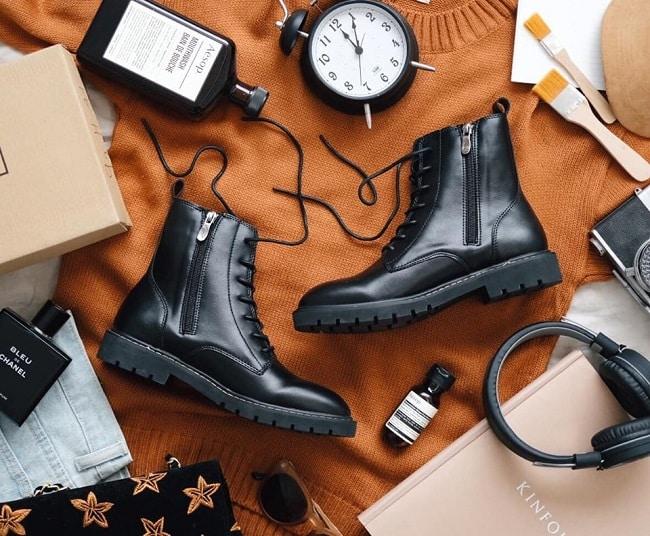 Những shop bán giày boot nữ tại TPHCM chất lượng