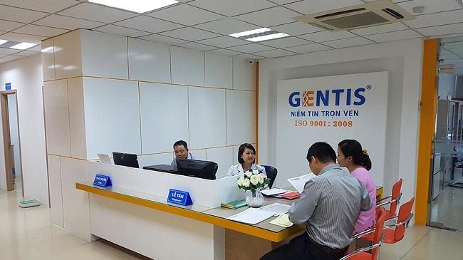 Trung tâm xét nghiệm GENTIS