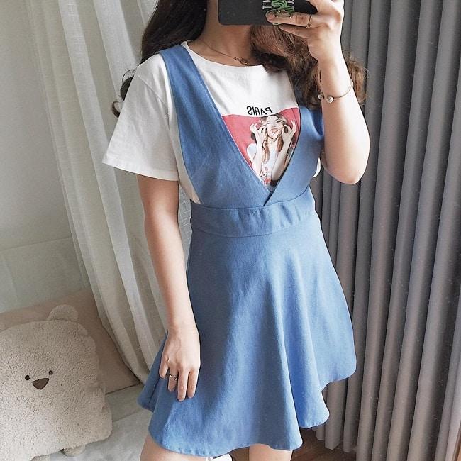 Váy yếm Kissy Shop