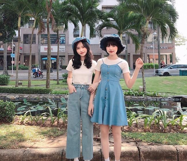 Váy Yếm Miều Fashionista