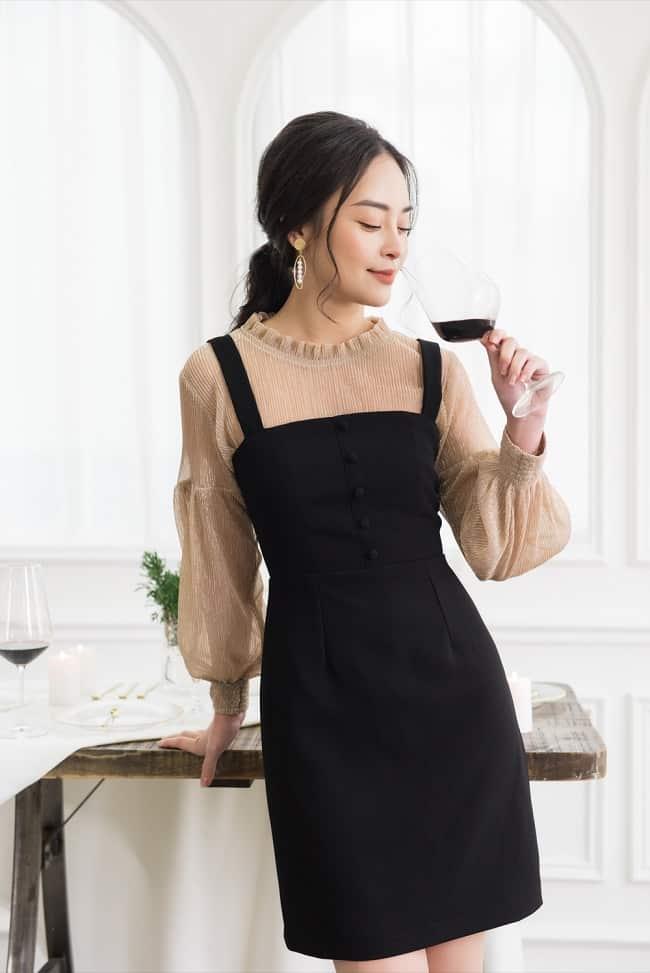 Váy yếm UniFine
